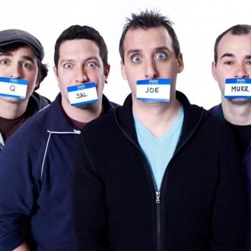 SDCC 2015: Impractical Jokers take over Comic-Con with their Museum of Impractical History