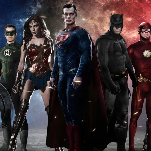 If Justice League had a Comic-Con teaser