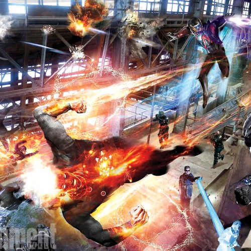 Concept art and details revealed for CW's Legends of Tomorrow