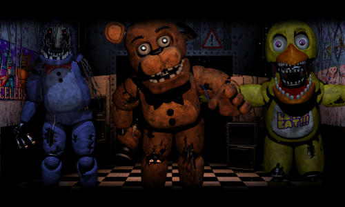 Five Nights at Freddy's movie will use REAL animatronics
