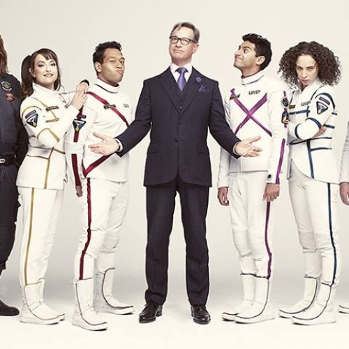 Paul Feig's 'Other Space' heads to San Diego Comic-Con