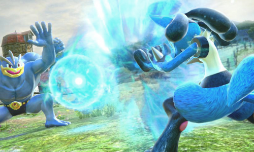 Dave and Buster's will host Pokkén Tournament location testing