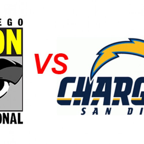 San Diegans have decided… they want Comic-Con over Chargers
