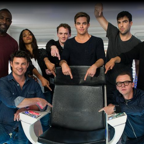 Win a chance To Boldly Go onto the set of Star Trek Beyond!