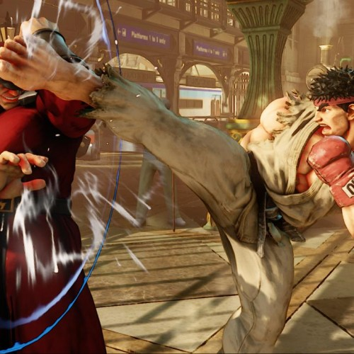 Capcom misses Street Fighter V sales goal
