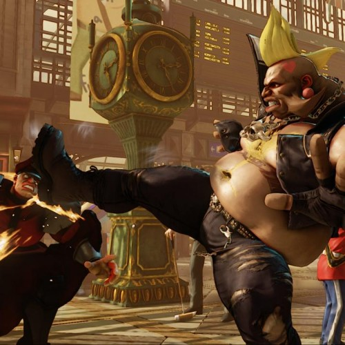 Capcom working to fix online issues with Street Fighter V