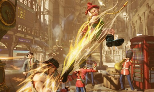 Street Fighter V Beta to be pushed back later