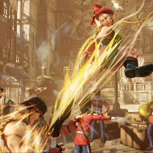 Street Fighter V's North American stress test begins today at 4pm PT