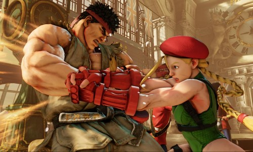 Capcom takes Street Fighter V Beta down after launch