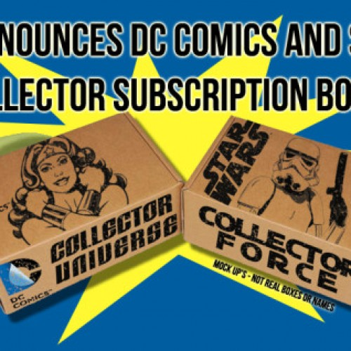 Star Wars and DC Comics to release their own subscription boxes