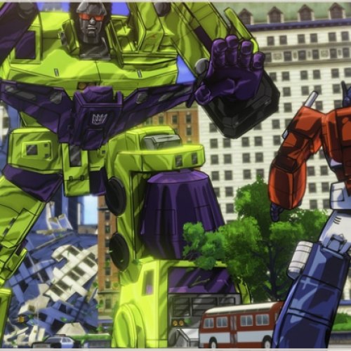 Transformers: Devastation game brings back the classic G1 look