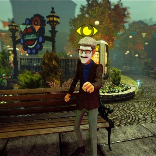 We Happy Few, the 1st-person retro-futuristic game, reaches Kickstarter goal