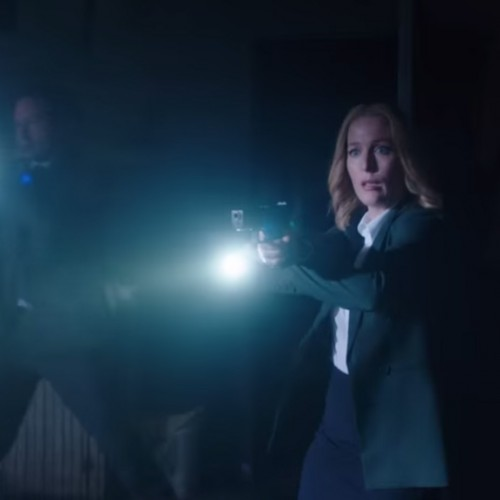 New footage from X-Files revival