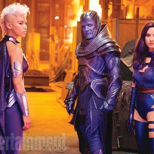 Bryan Singer on Apocalypse looking like Ivan Ooze in X-Men: Apocalypse