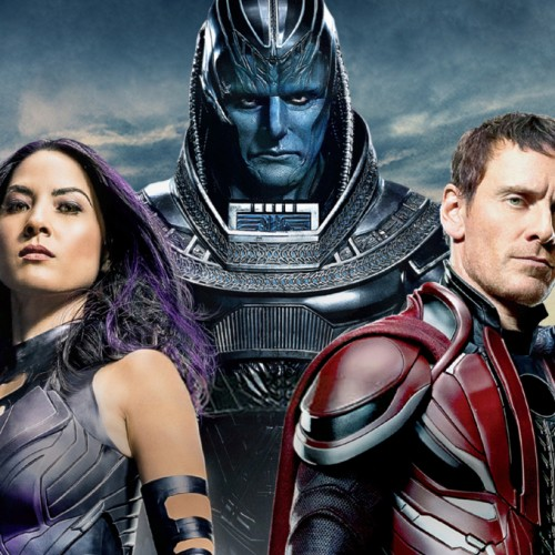 Set images released for X-Men: Apocalypse