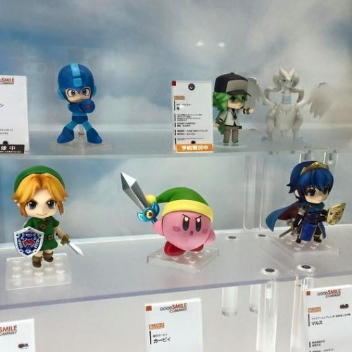 Good Smile Company reveals Mega Man and Marth Nendroids at WonFest