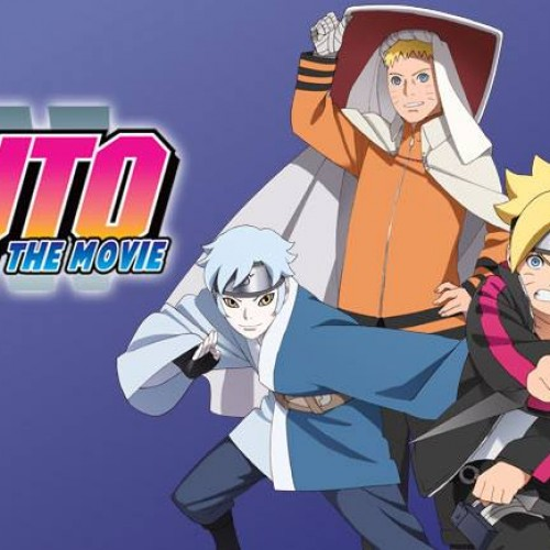 Boruto: Naruto the Movie coming to theaters in October