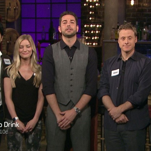 Geeks Who Drink episode 2 with Alan Tudyk and iJustine airs tonight