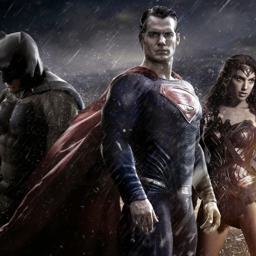 More Batman v Superman pictures, plus Batman and Suicide Squad history revealed