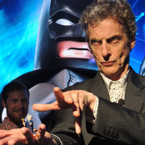 SDCC 2015: The Doctor traveling through time and space in LEGO Dimensions
