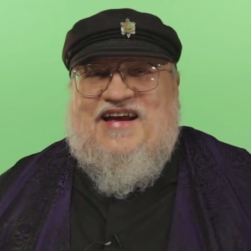 George R. R. Martin gives his thoughts on the recent Ant-Man movie