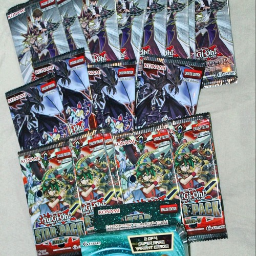 Yu-Gi-Oh! Dragons of Legends 2, Duelist Pack Battle City openings