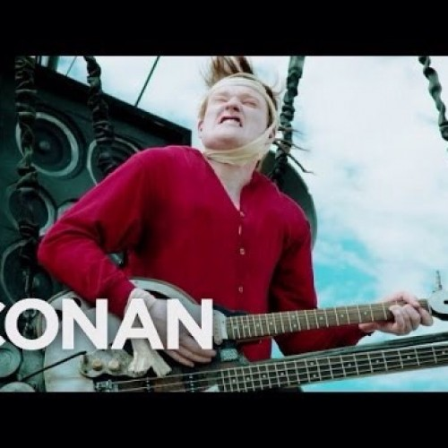 SDCC 2015: Conan heads to Comic Con Mad Max-style