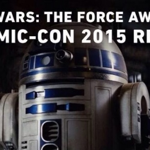 SDCC 2015: New behind-the-scenes reel for Star Wars: The Force Awakens