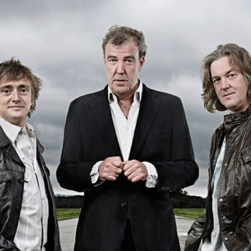 Ex-Top Gear trio has a new home with Amazon Prime