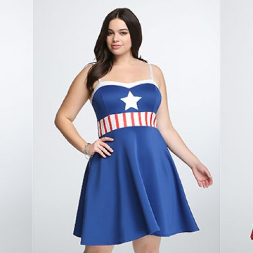 Her Universe and Torrid launch limited edition Marvel dresses
