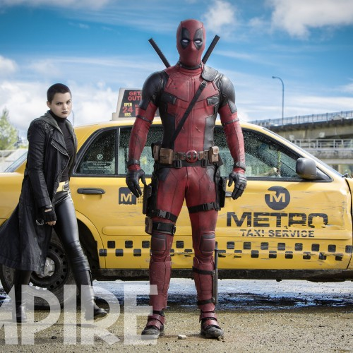 First look at Negasonic Teenage Warhead in these new Deadpool images