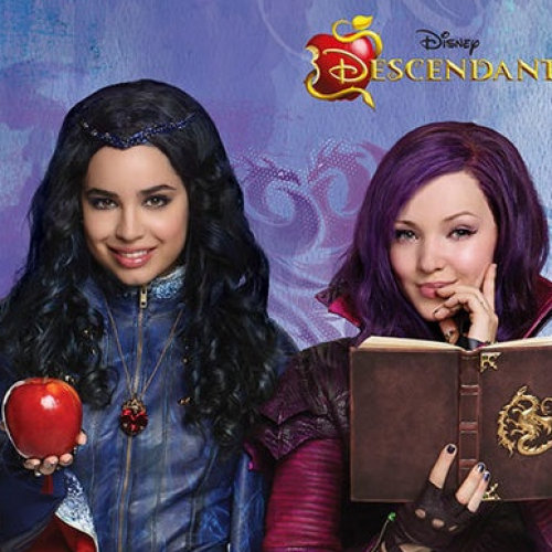 You could cosplay as Disney's Descendants with these products