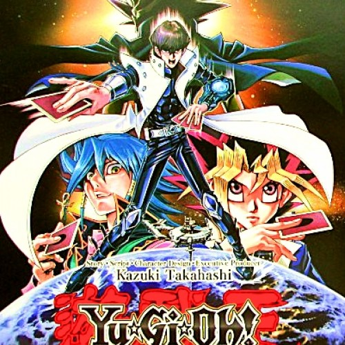 SDCC 2015: Konami reveals brand new Yu-Gi-Oh! movie