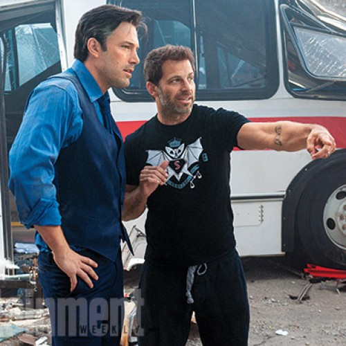 Joss Whedon steps in as Zack Snyder exits Justice League due to family tragedy