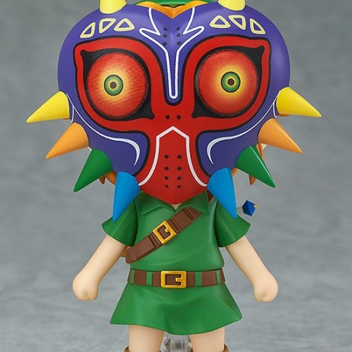 Nendoroid Link: Majora's Mask 3D Version is coming in 2016