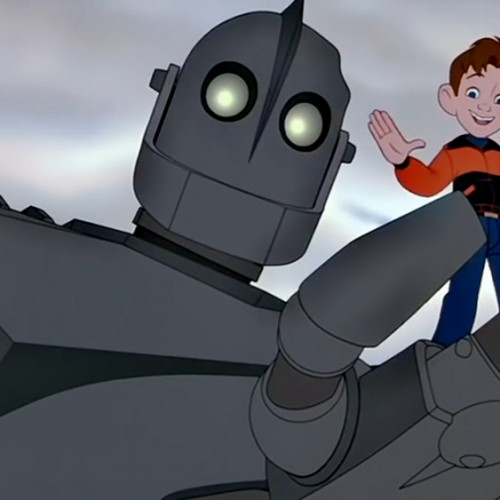 Vin Diesel confirms Iron Giant sequel?
