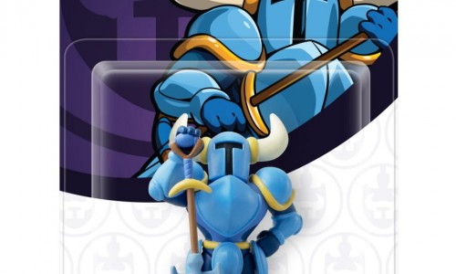 Shovel Knight is the first amiibo based on an indie game