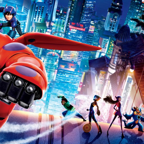 D23 Expo: Big Hero 6 is coming to Kingdom Hearts 3
