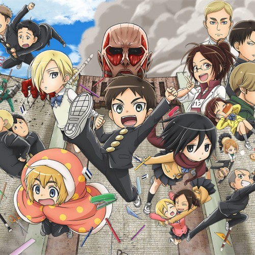 Attack on Titan: Junior High anime coming in October