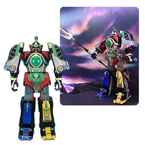 Legacy Mighty Morphin Power Rangers Legacy Thunder Megazord coming in February