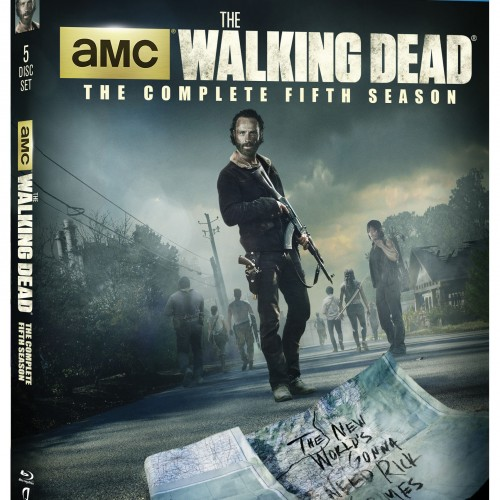 Giveaway – The Walking Dead: The Complete Fifth Season on Blu-ray!
