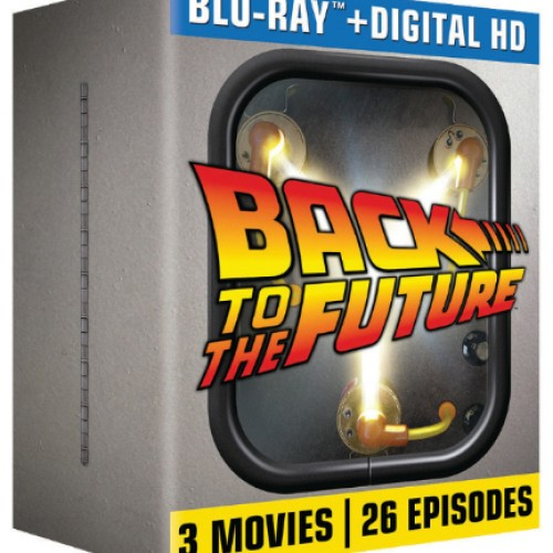 Back to the Future 30th Anniversary Trilogy heads to Blu-ray October 20