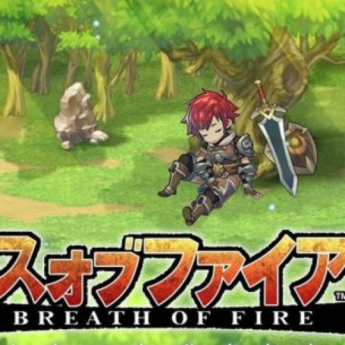 Breath of Fire 6 will feature Dragon Transformations and touch screen battles
