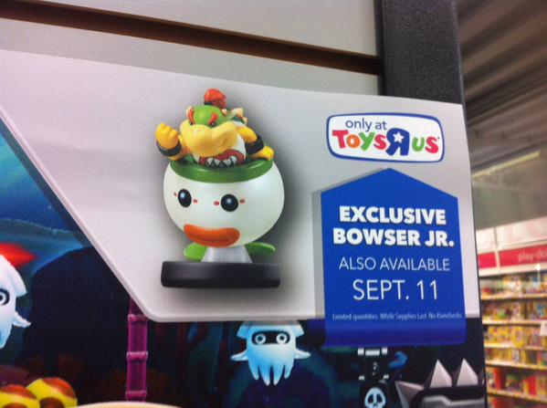 Both Dr Mario And Bowser Jr Amiibo Will Be Store Exclusives Nerd
