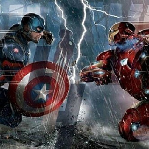 'Captain America: Civil War' leaked promo art gives new look at Ant-Man, Black Panther & War Machine