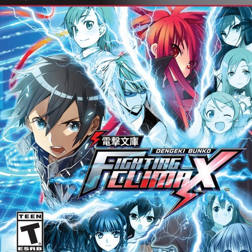 Watch the English opening for Dengeki Bunko: Fighting Climax