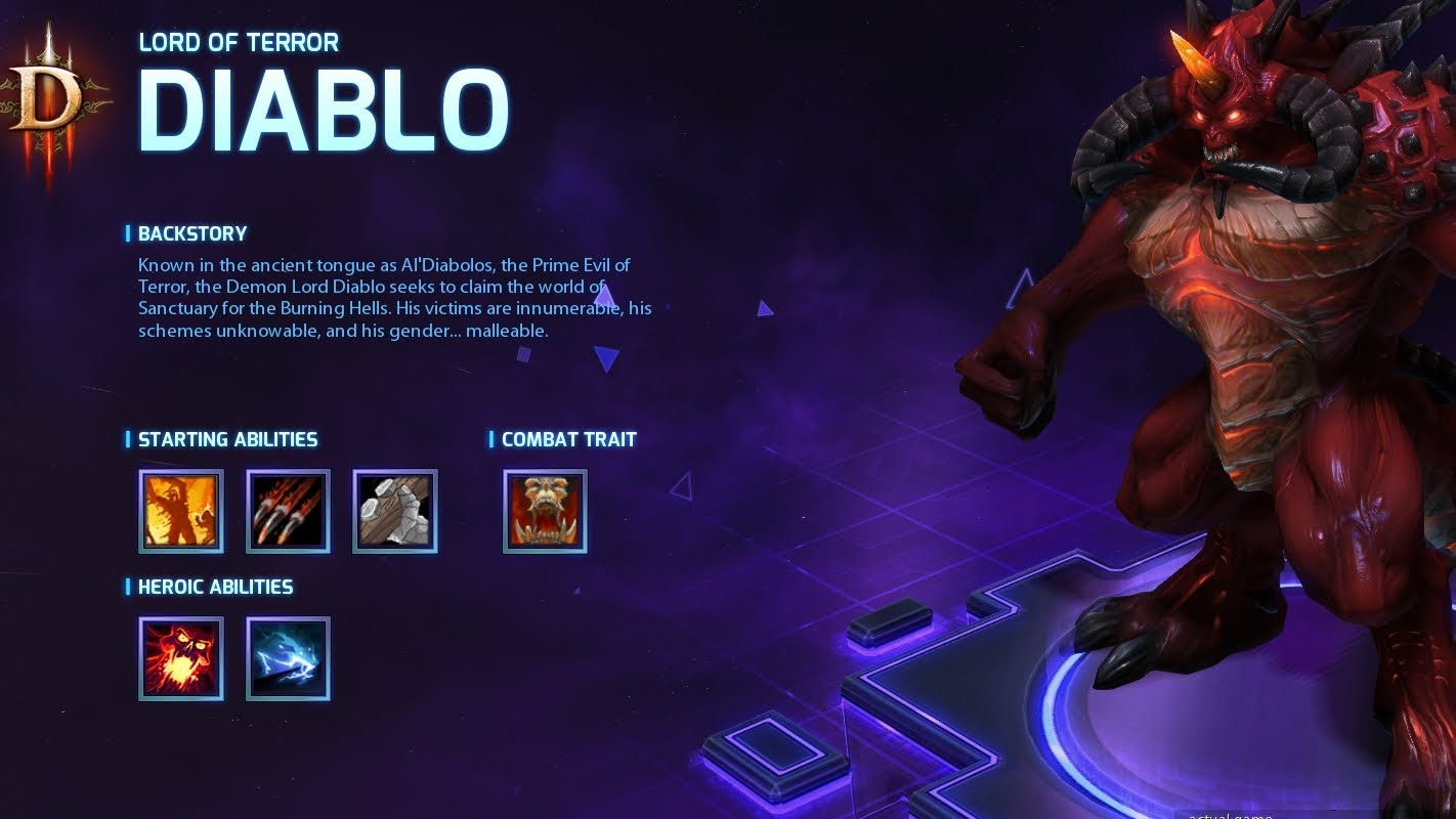 Exclusive rewards for players in both Heroes of the Storm and Diablo