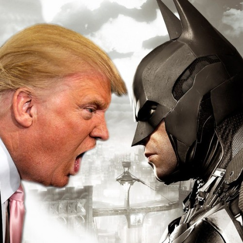 Kevin Conroy calls out Donald Trump for 'I am Batman' comment