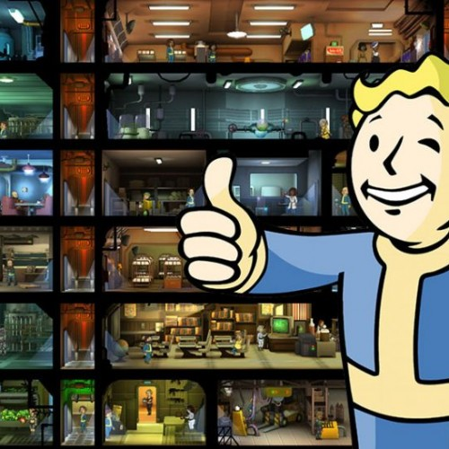 Is there a Fallout 4 and Fallout Shelter connection?