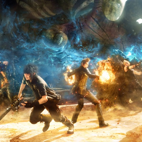 Final Fantasy XV is coming 2016